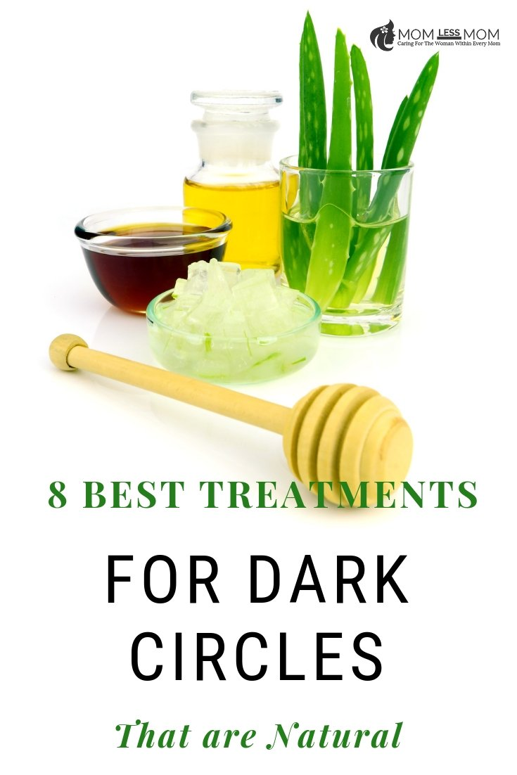 If you are searching for home remedies for dark circles under eyes fast, check out this list of top 8 natural home remedies that work swift and fast. #homeremedies #darkcircles