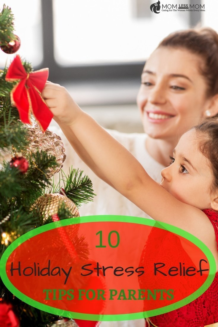 Holidays present so many challenges to the parents. There is a lot of excitement in the air, kids are restless and there is just too much to do. It is easy to lose your sanity and patience as a parent and that is why this article offers some top parenting tips for the holiday to enable you to enjoy your holiday and keep the kids in check as well. #holidaystress #holidaystressrelieftips
