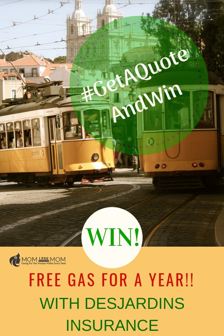 Get an insurance quote and be entered to win FREE gas for a year contest! #Getaquoteandwin