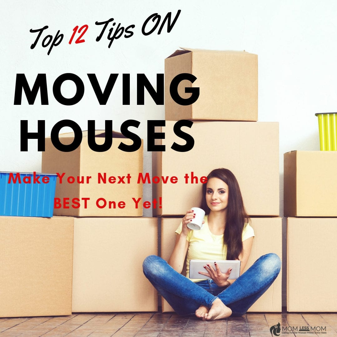 Tips on moving houses