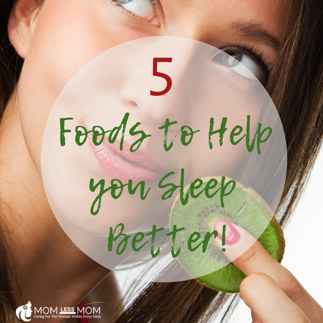 5 foods to help you sleep through the night