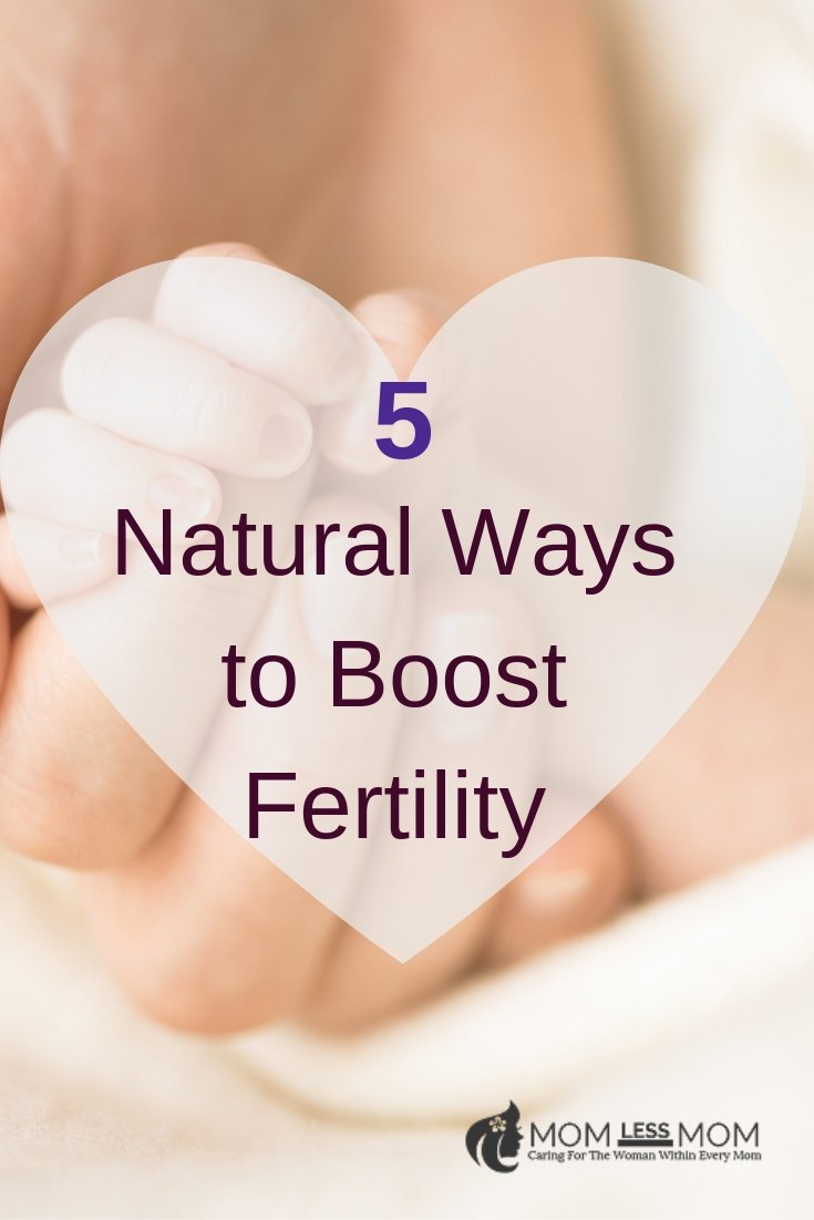 When it comes to getting pregnant, for some people it happens quickly and almost without effort, for others, it can feel like it is never going to happen, Here are some natural ways to boost fertility