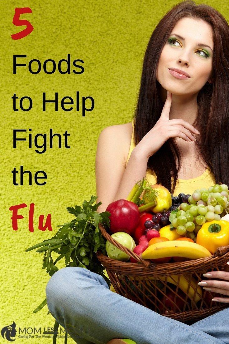 Flu preventing foods