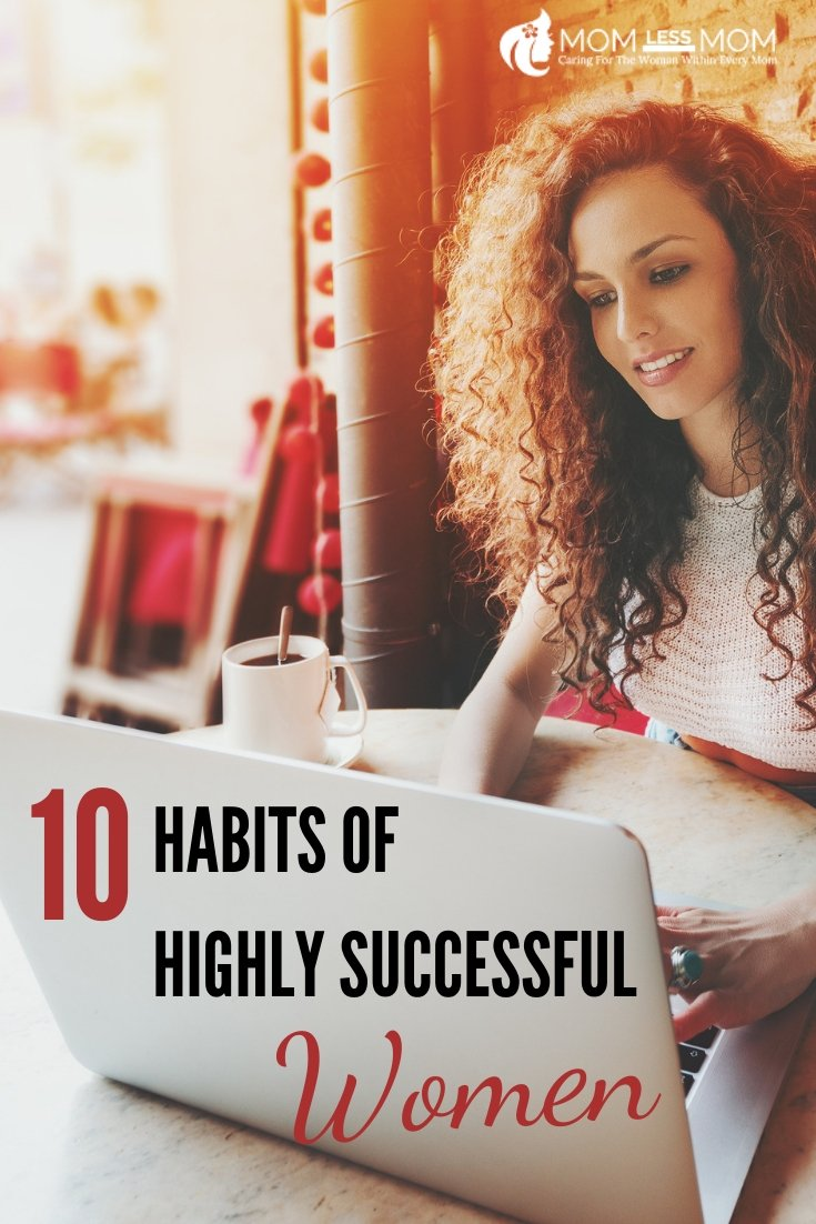 selfcare habits of highly successful women