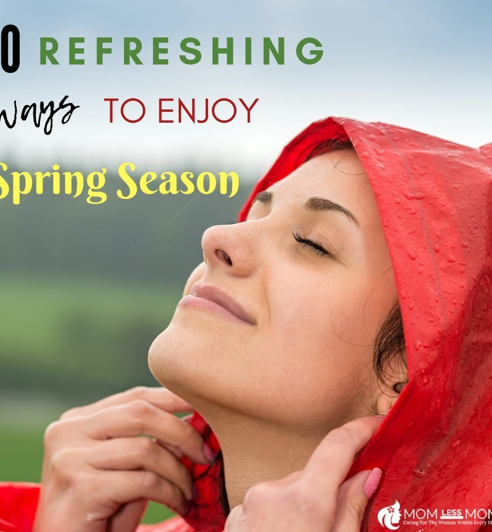 tips to enjoy spring season