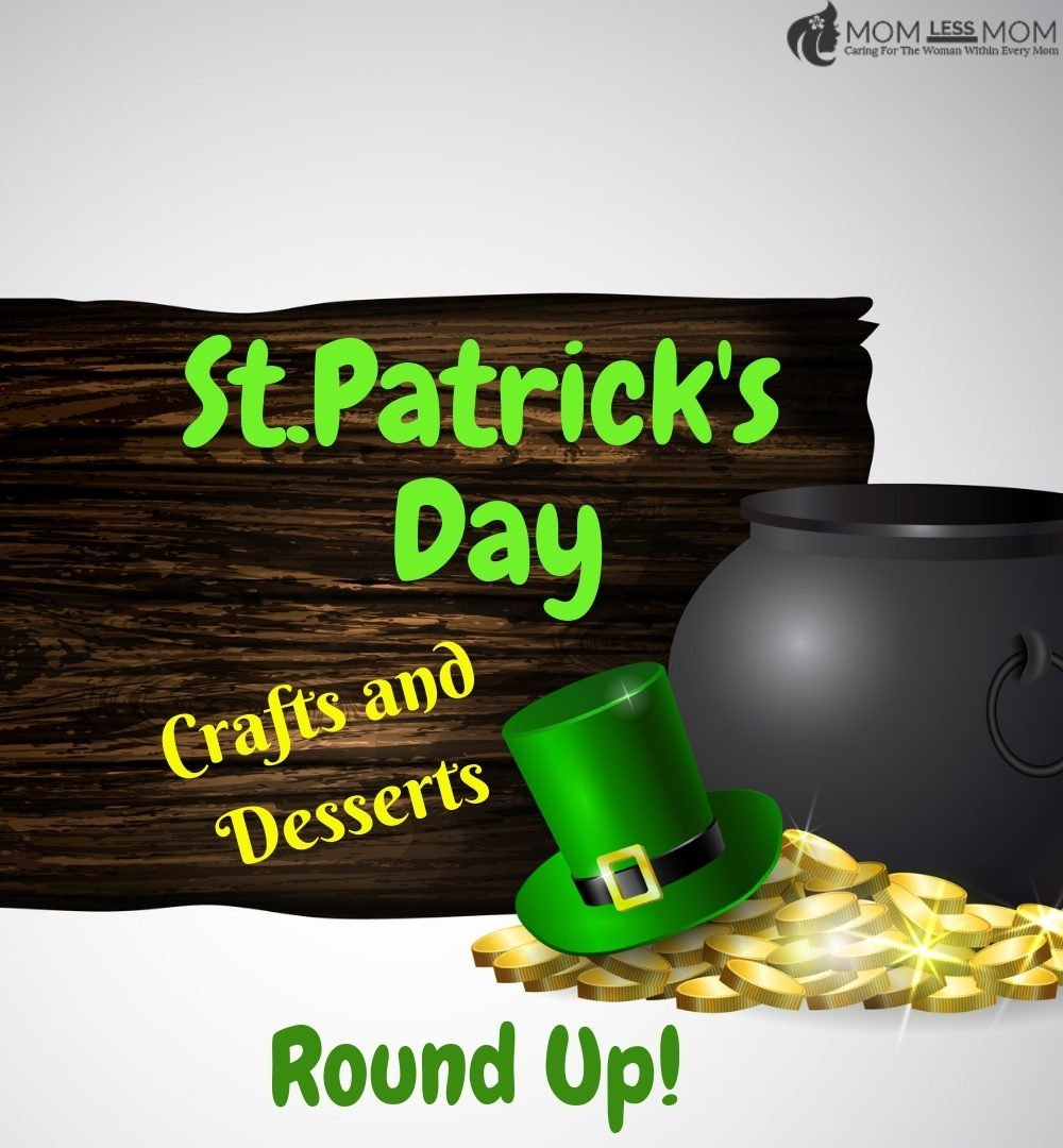 St.Patrick's Day crafts and desserts