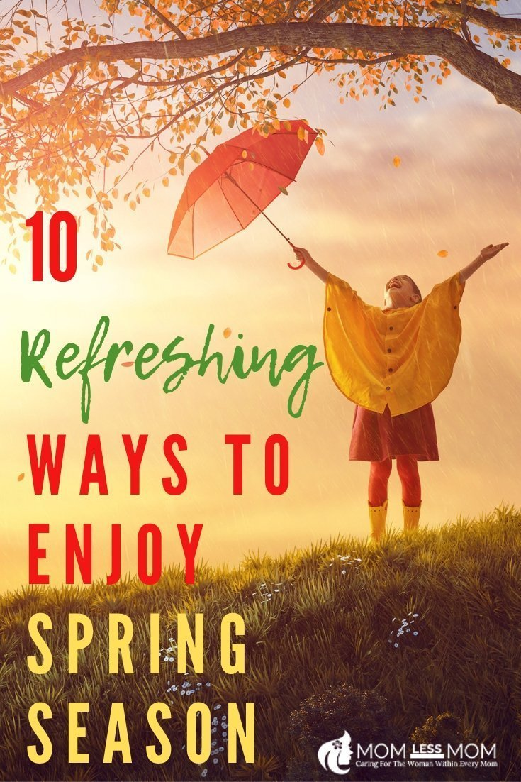 How to enjoy spring season
