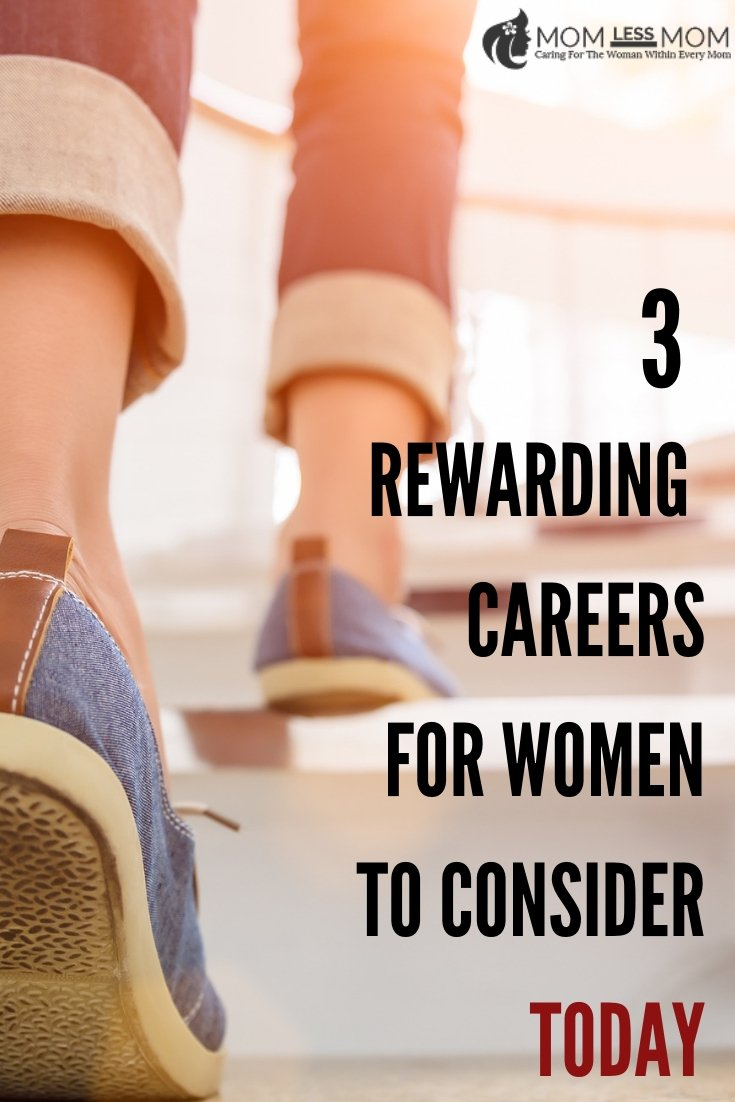 careers to consider for women