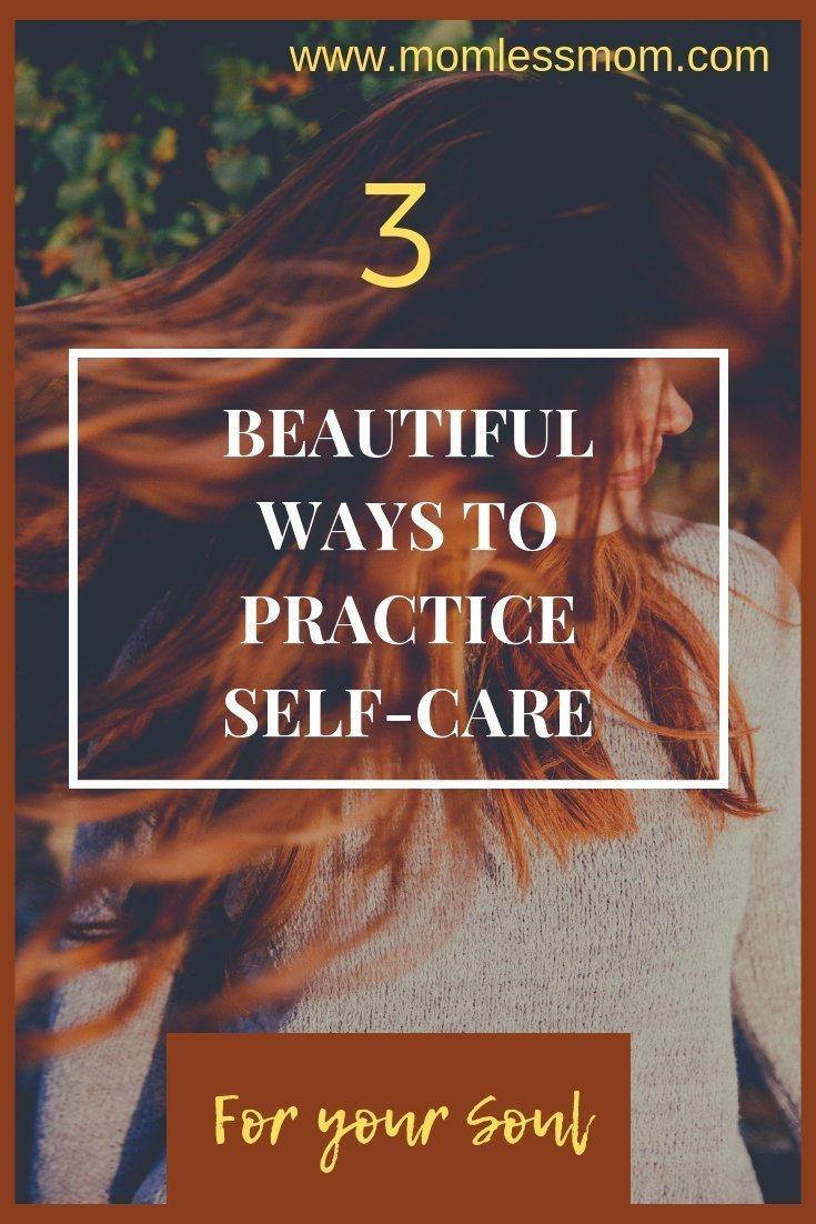 These 3 beautiful ways to practice self-care for the soul will ensure your happiness and wellbeing in the spiritual realm as well along with physical #selfcare #spiritualselfcare