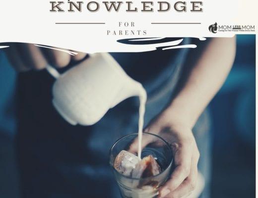 Pursue your knowledge base as a parent