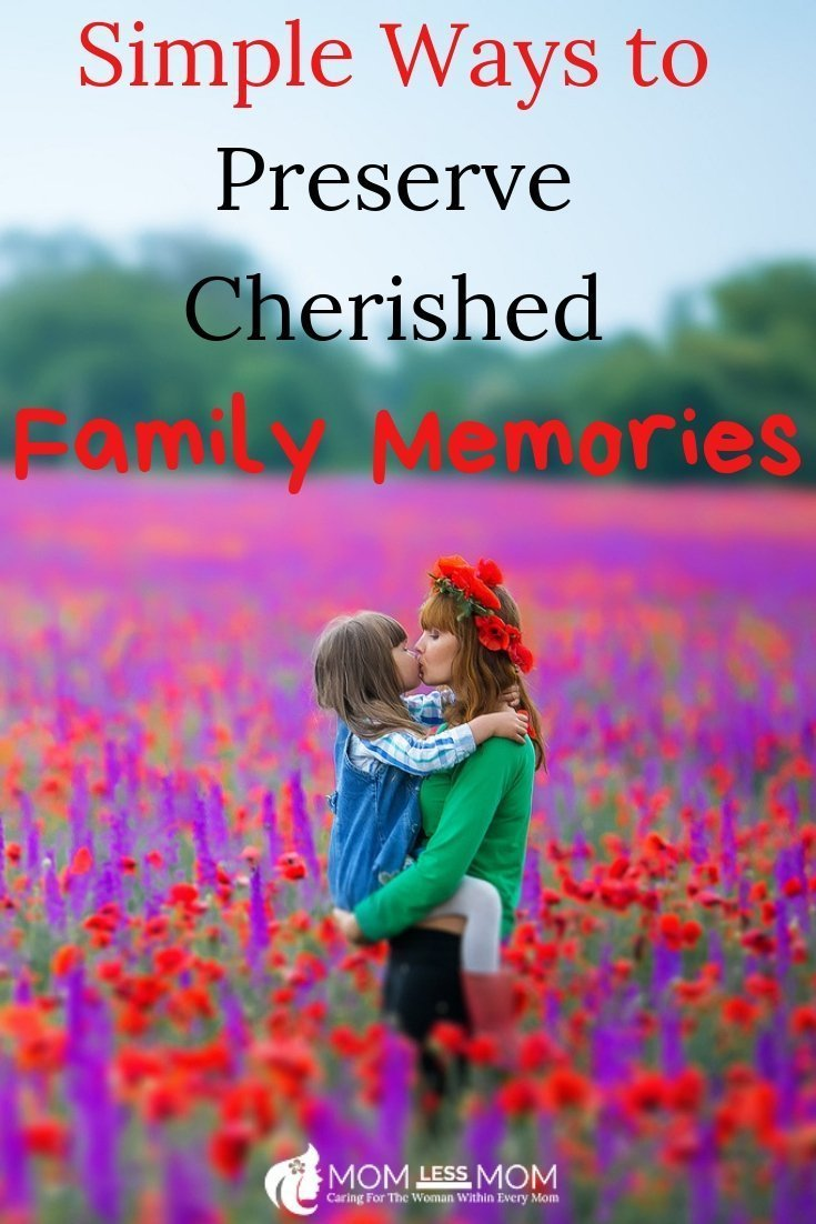 Our children grow up fast; and for this reason, it's important to preserve as many memories as you can. You can then look back and remember the happy times you had with your children when they were young; those days before they became adults and had children of their own.  #familymemories #family