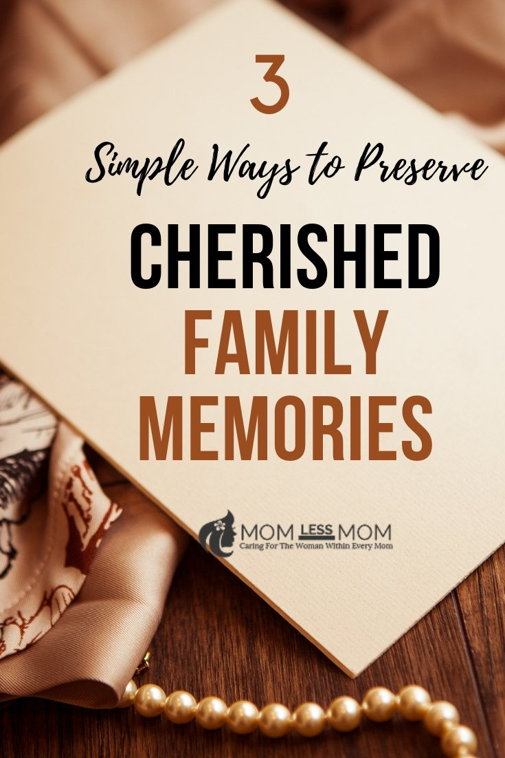 how to make family memories