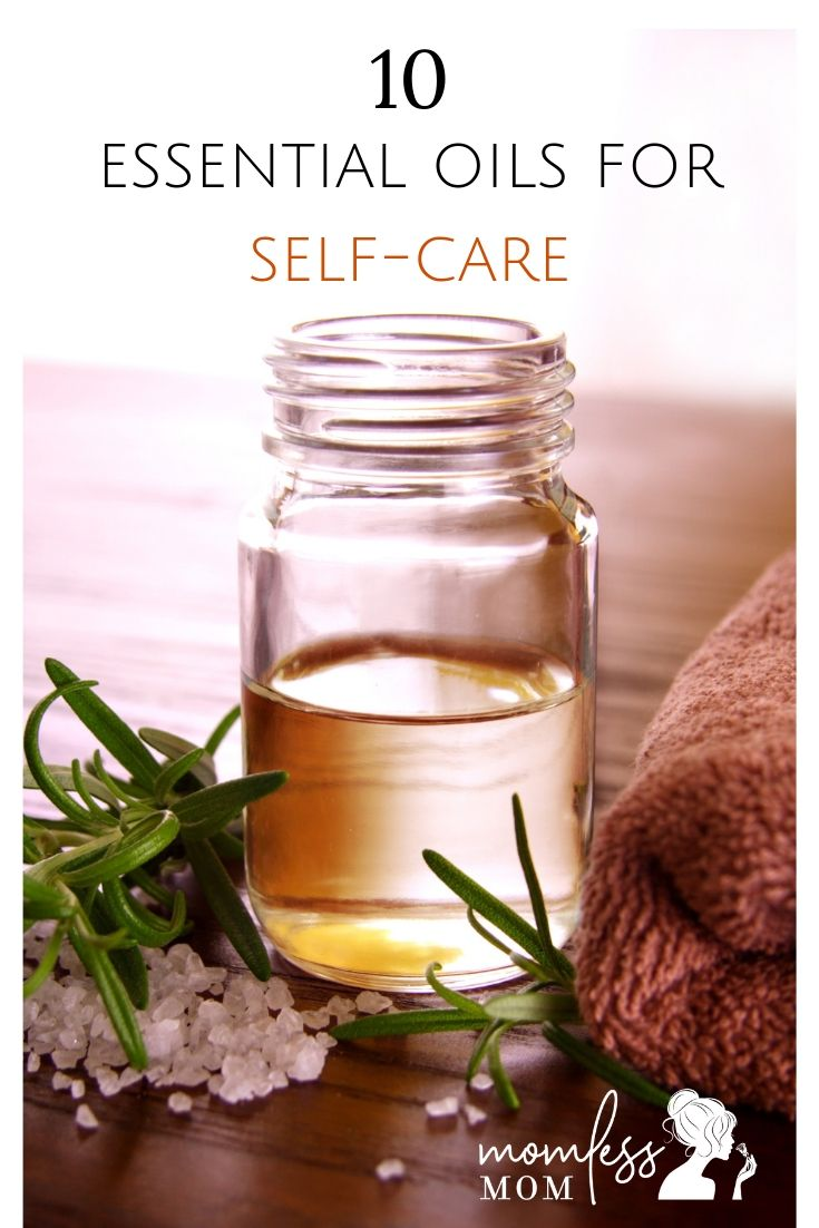 essential oils for self love