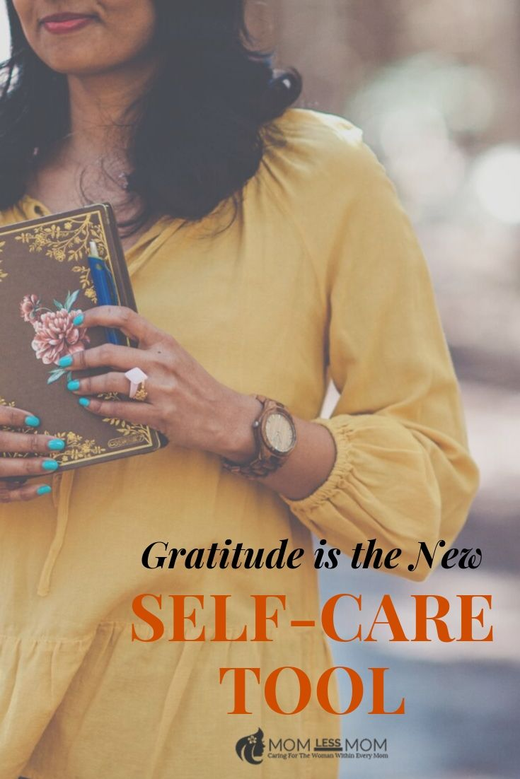 Gratitude is the New Self-Care